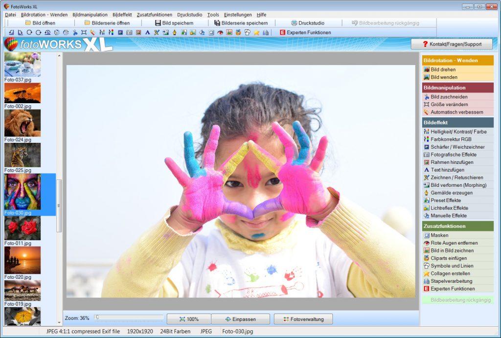 Fotocollage erstellen